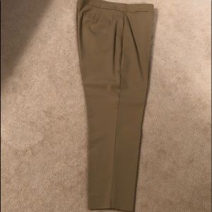 Talbot ankle pant size 10 curvy